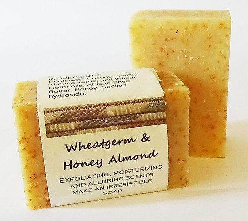 Wheat Germ Honey