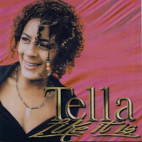 Tella Like It Is (CD, 2002)