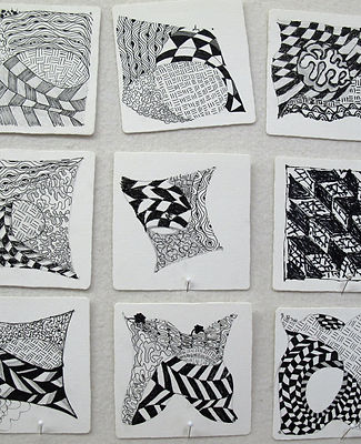 Blooming Life - Certified Zentangle® Teacher