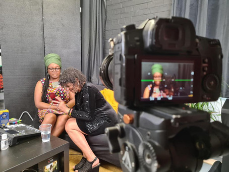 Interview with Patricia from Blaze TV