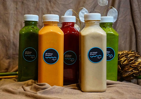 Smoothies- All Things Sea Moss Smoothies