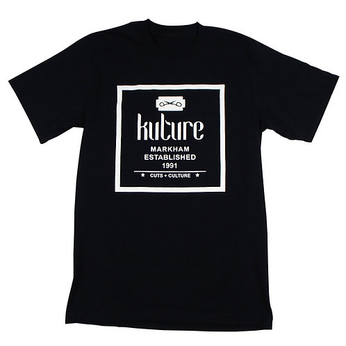 KUTURE SQUARE YOUTH T-SHIRT