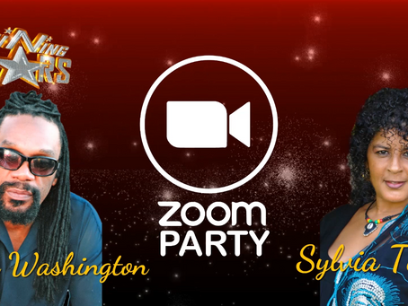 EVENT: Shining Stars Zoom Party - December 20, 2020