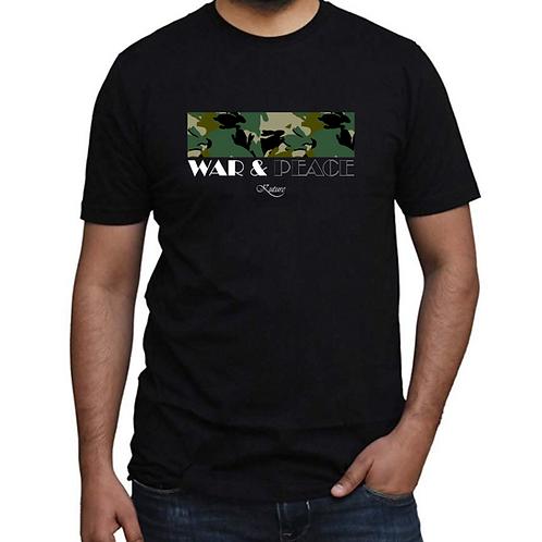 KUTURE CAMO WAR & PEACE TSHIRT