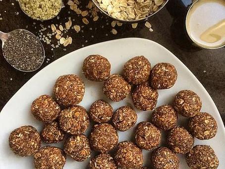 Raw Vegan Energy Balls