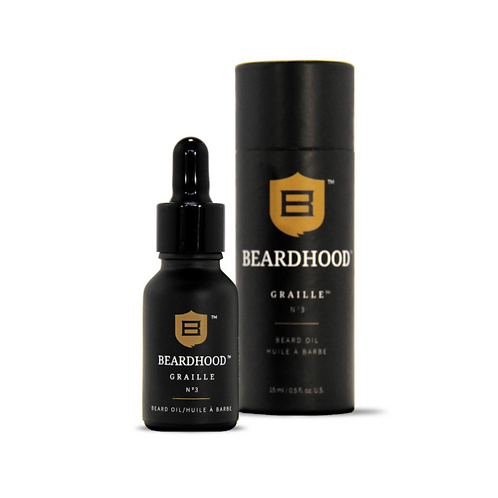 GRAILLE N°3 BEARD OIL