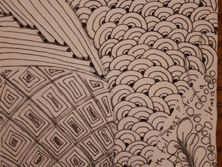 Creativity & Play: Zentangle® Workshop