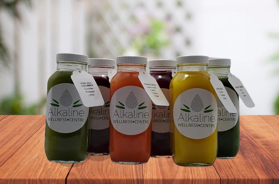 Fresh Juice by Alkaline Wellness Centre