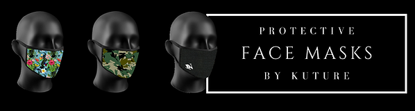 Protective Face Masks by Kuture - Banner