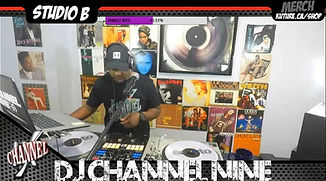 DJ Channel Nine - Twitch