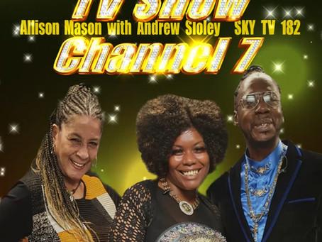 Shining Stars w/ Special Guest Sylvia Tella Saturday 3rd April 2021 9 -10 pm