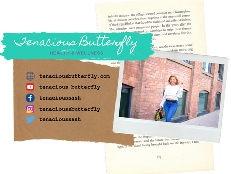 TenaciousButterfly.com is now live!