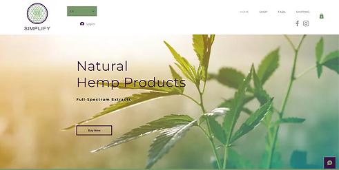 Website by Brand Sandwich Communications