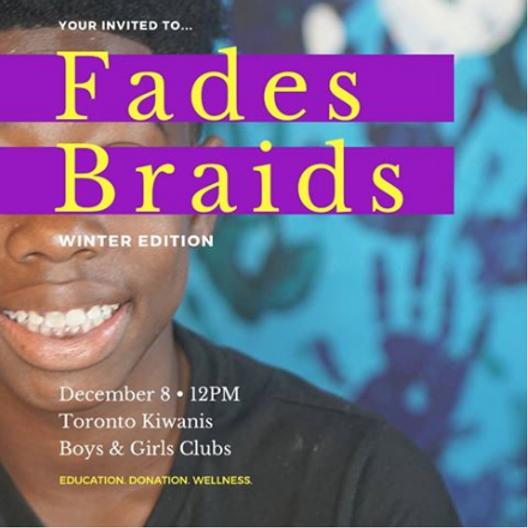 Fades & Braids - Major Fade