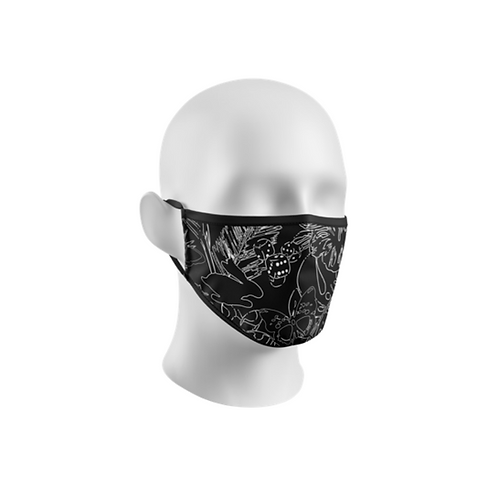 KUTURE 'LO FI' FACE MASK