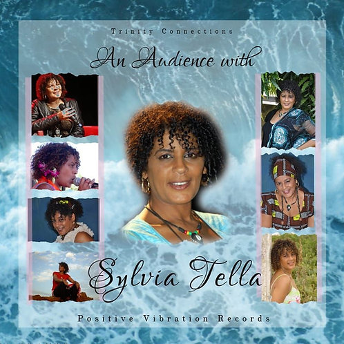 An Audience withSylvia Tella (CD, 2020)