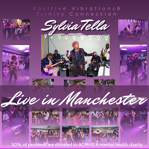 Live in Manchester (CD, 2020)