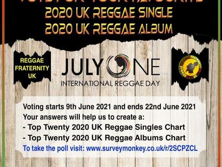 International Reggae Day People's Choice UK Reggae Music Poll