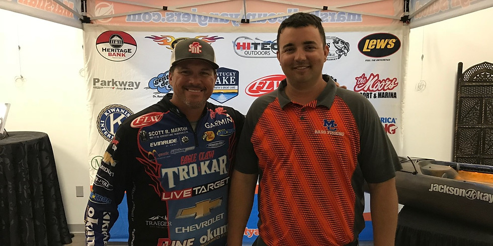 MC Anglers Meeting - West Kentucky Boat and Outdoor Show Review