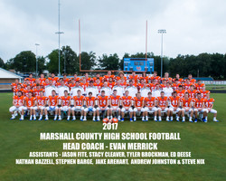 2017 Marshals