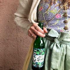 blanc Spritz auf dem Weg zum Herbstfest