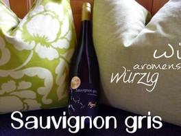 Was man über Sauvignon gris wissen sollte!