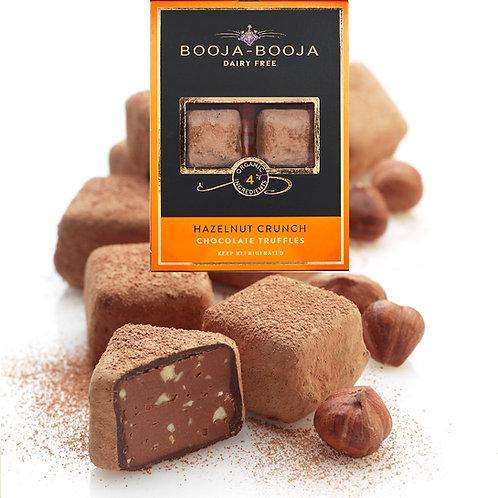 Booja Booja - Haselnuss-Crunch Trüffel