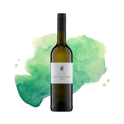 2019   Weissburgunder & Chardonnay trocken