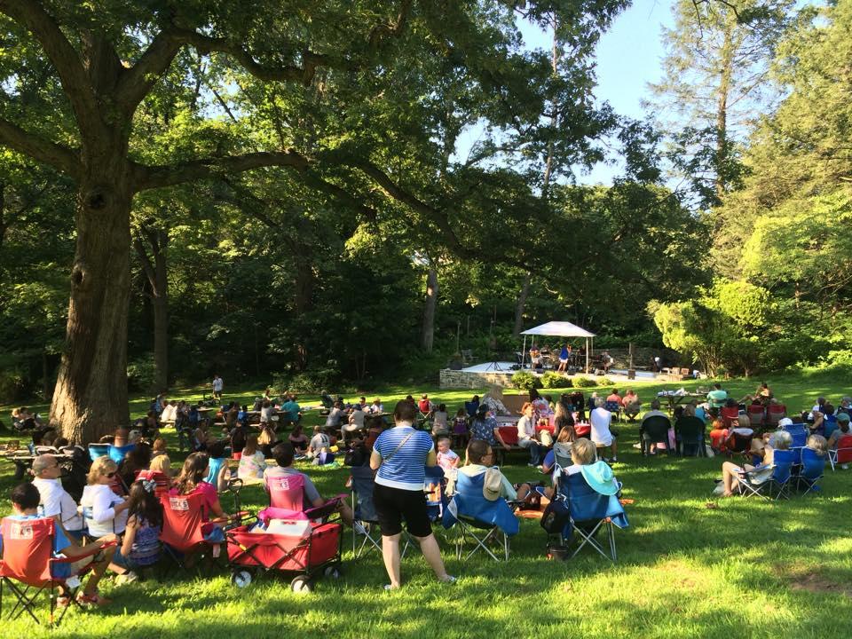 Glen Providence Park