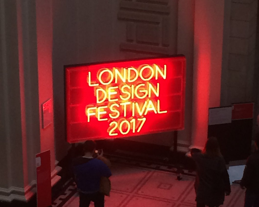London Design Festival V&A