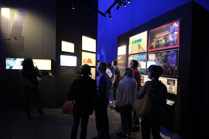 Architects of Rock @ V&A -  Pink Floyd: Their Mortal Remains