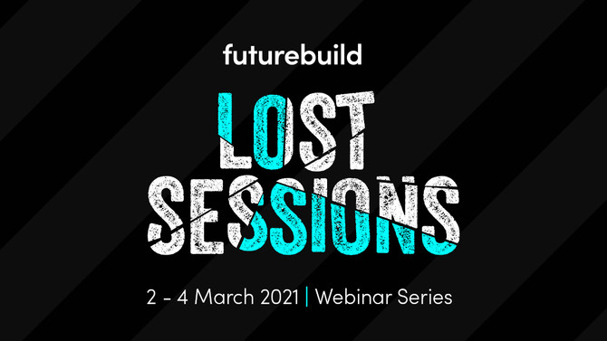 FUTUREBUILD 2021 / Online event schedule