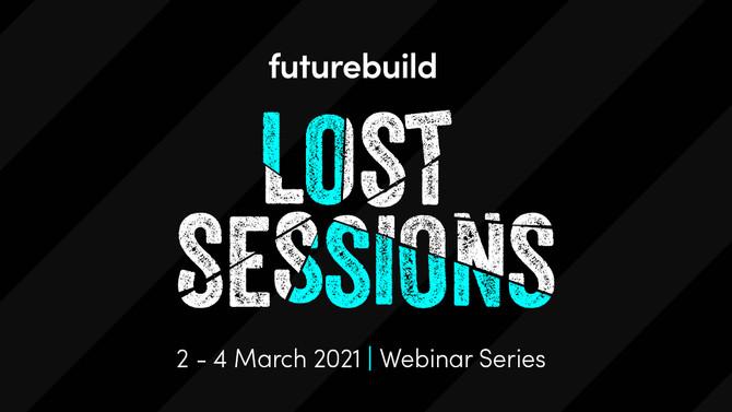 FUTUREBUILD 2021 / Online event schedule