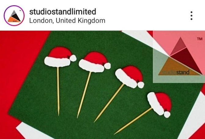 Merry Christmas from studiostand's team
