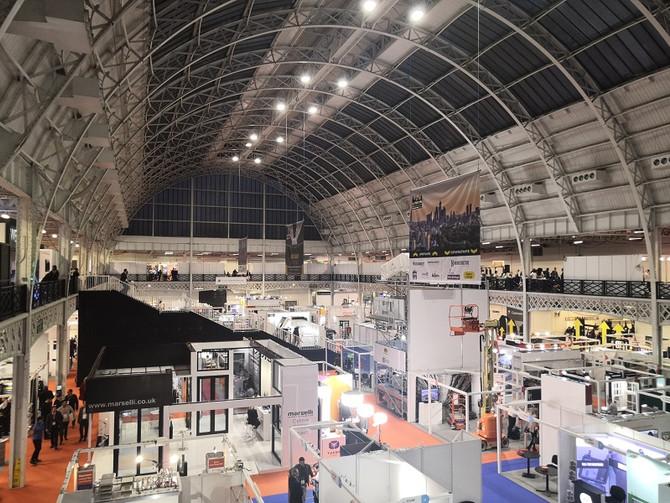 LONDON BUILD 2019 EXPO