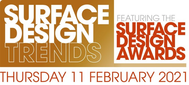 The Surface Design Awards 2021 was successfully held in London