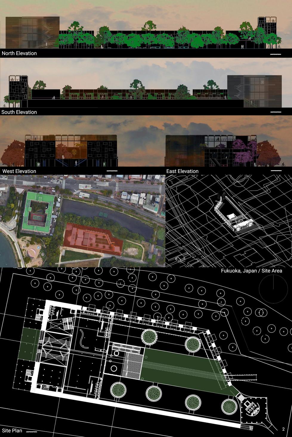 Site Plan / Elevations