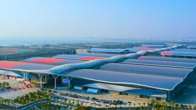 The world super large exhibition venue /  Shenzhen World