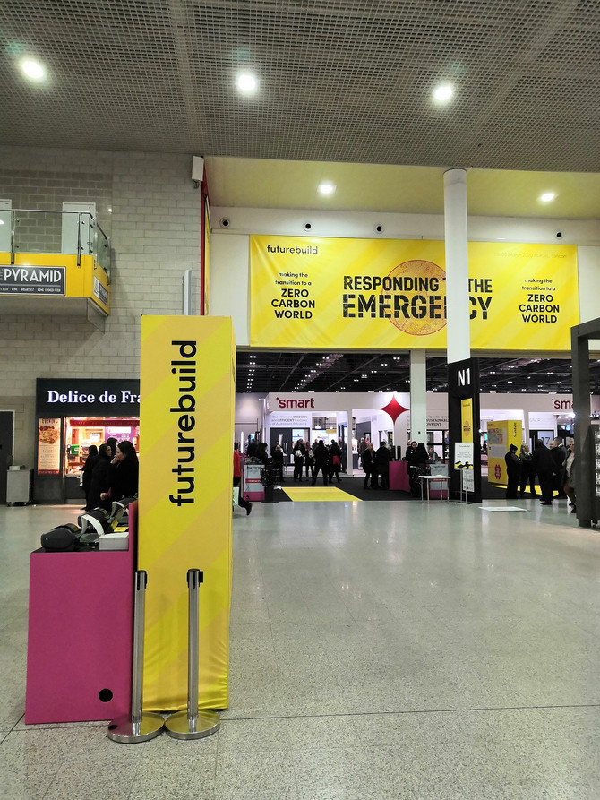 RESPONDING TO THE EMERGENCY @ ExCeL London - FUTUREBUILD 2020