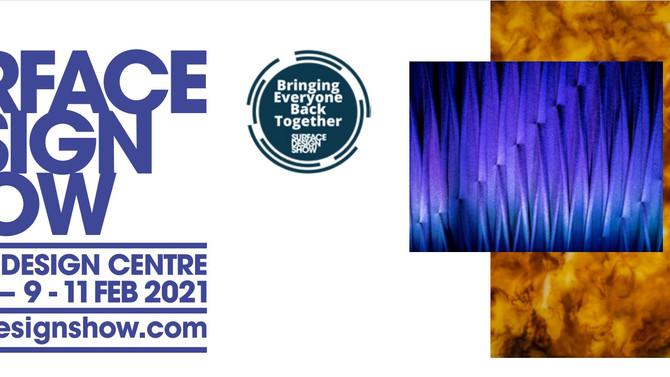 Surface Design Show 2021 - Awards