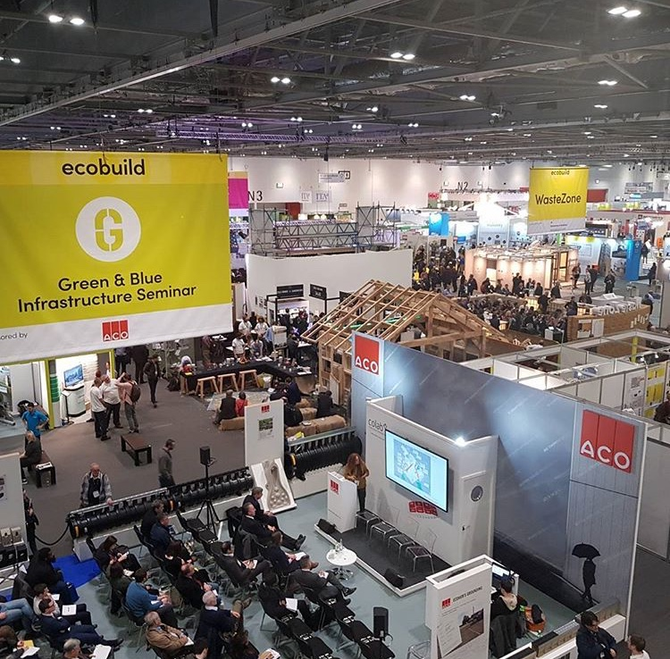 ECOBUILD 2018 @ EXCEL London
