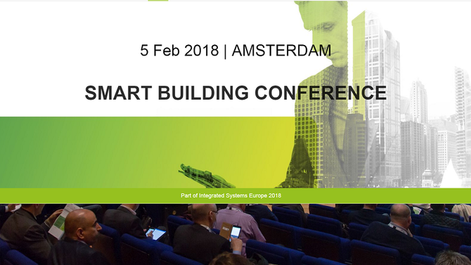 MBA @ SMART BUILDING CONFERENCE