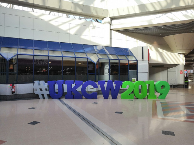 @ UK CONSTRUCTION WEEK 2019 is the UK's largest construction event