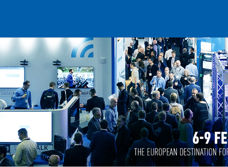 Integrated System Europe - Amsterdam