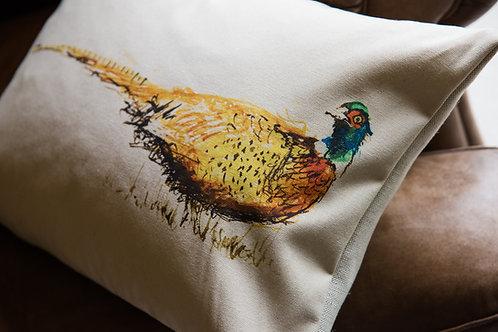 Pheasant Envelope Cushion