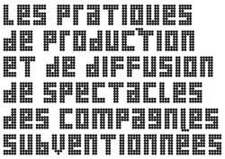 PRODUCTION / DIFFUSION 2014
