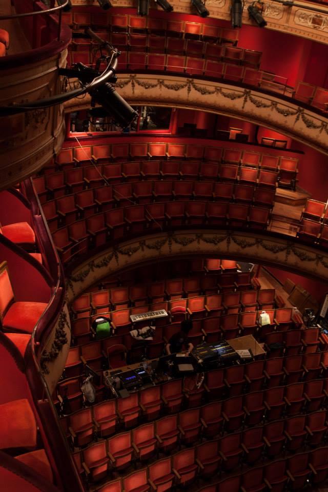 Théâtre du Jeu de Paume (Aix-en-Pr.)