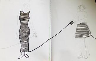 Ivana Müller / Fäden-Threads