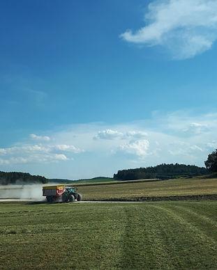 Grastransport Ladewagen Maget