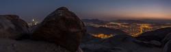 قمة جبل ثور